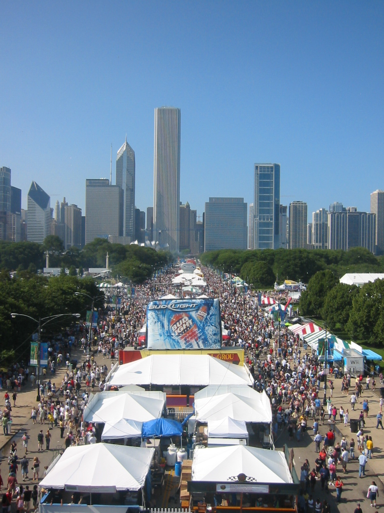 taste of chicago Taste of chicago tickets - buy and sell taste of chicago tickets and all other tickets on stubhub buy your taste of chicago ticket today.